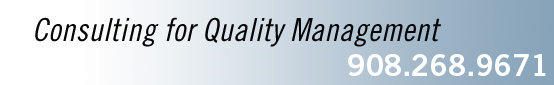 Consulting for Quality Management